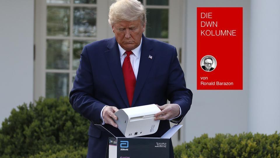 Hoffen, bangen, spekulieren: Was steckt hinter Trumps Corona-Diagnose - und was bedeutet sie für die US-Wahlen?
