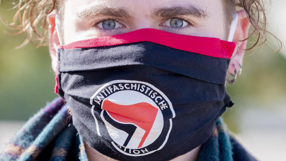 Verfassungsschutz: starker Anstieg linksextremistischer Straftaten