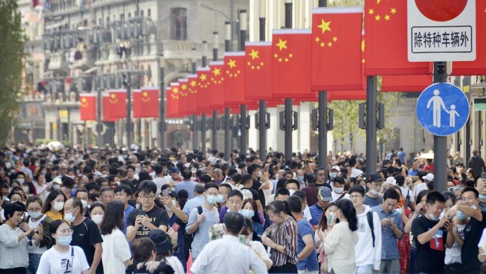 """Corona in China überwunden: Reiseboom in """"Goldener Woche"""""""