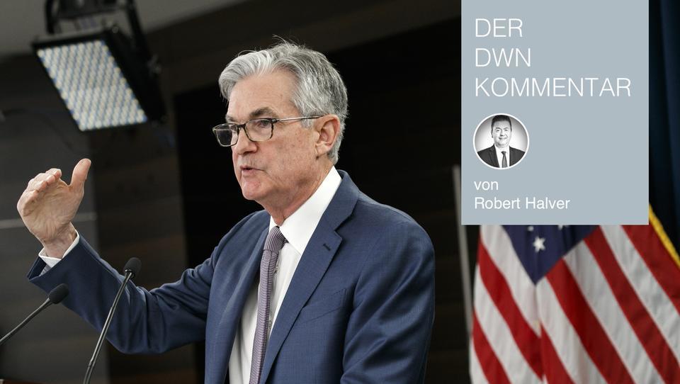 Was hat die US-Notenbank mit dem Raumschiff Enterprise zu tun?