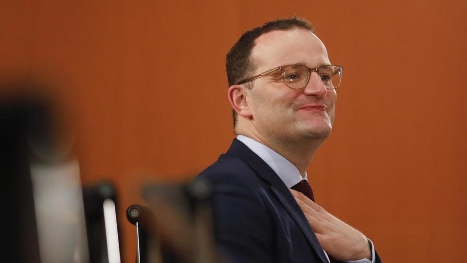 Spahns Parteikollegen wollen ihn als Chef der CDU sehen