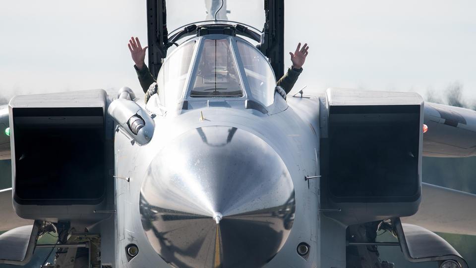 """""""SteadfastNoon"""": Deutsche Luftwaffe und Nato üben Verteidigung mit Atomwaffen"""