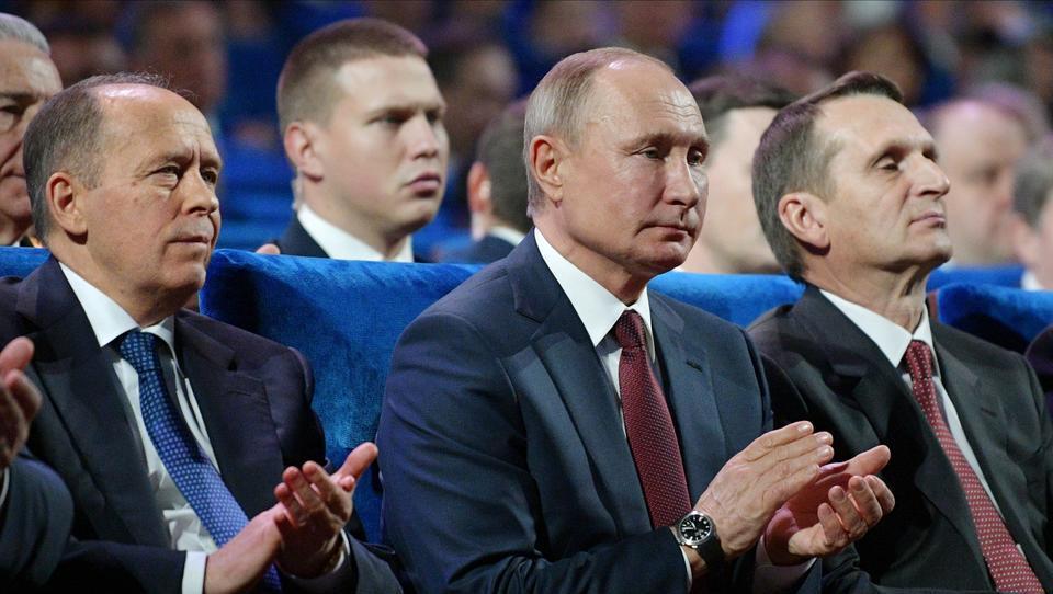 Russland will eine geopolitische Katastrophe entlang seiner Grenzen verhindern