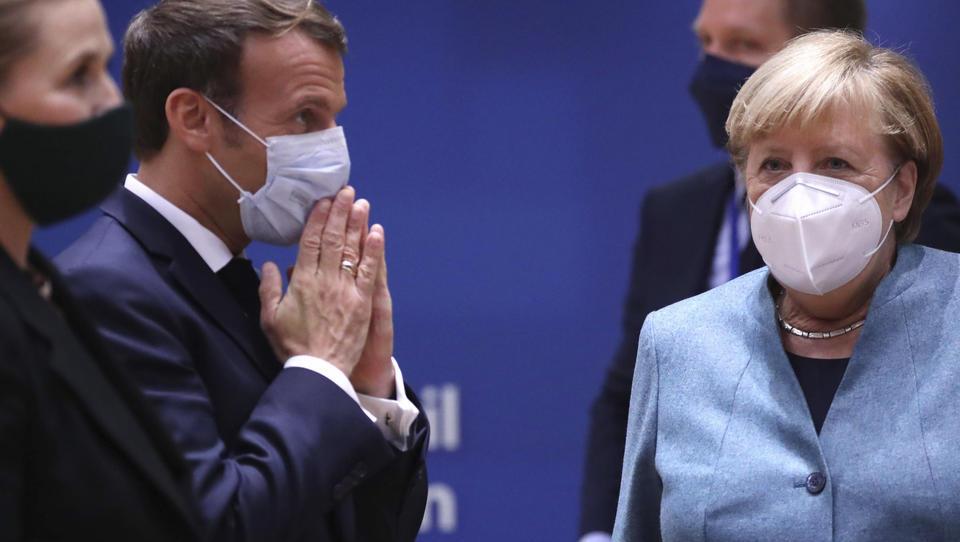 Geopolitik und Karikaturen: Frankreichs Wirtschaft ist bedroht, aber auch Deutschland ist gefährdet