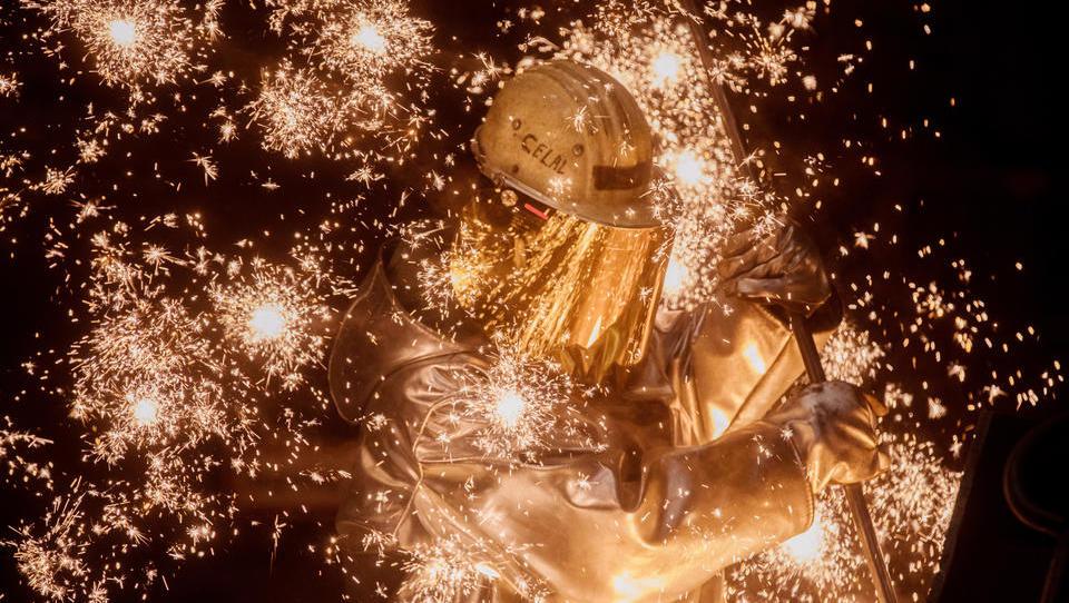 """Überraschend: Deutsche Industrie verzeichnet """"rasante Erholung"""""""
