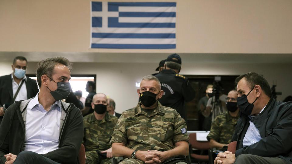 Griechenland baut Zäune an Grenze zur Türkei