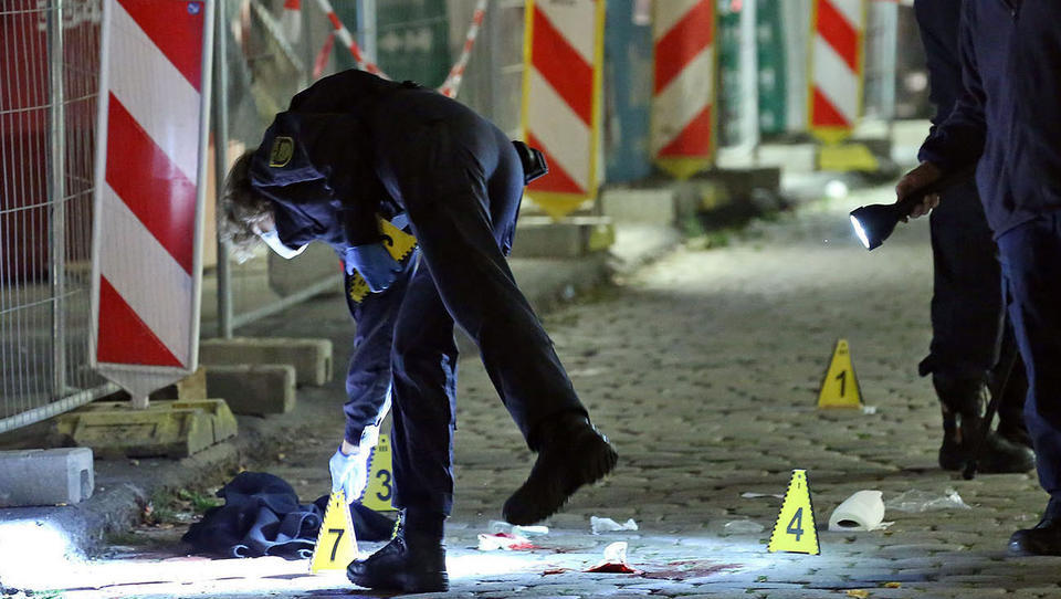 Messerattacke in Dresden hat islamistischen Hintergrund, Generalbundesanwalt ermittelt