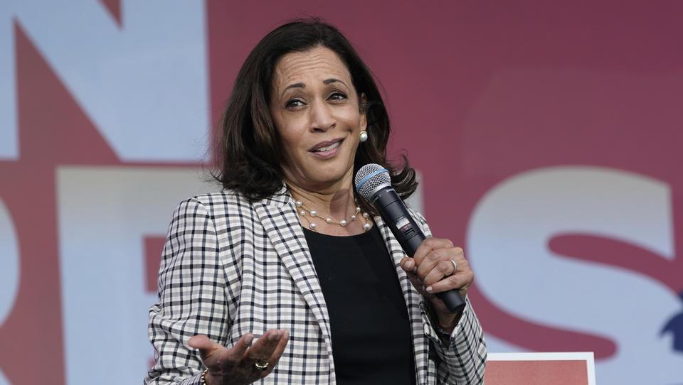 Wird Kamala Harris den 77-jährigen Joe Biden schon bald als Präsidentin ersetzen?