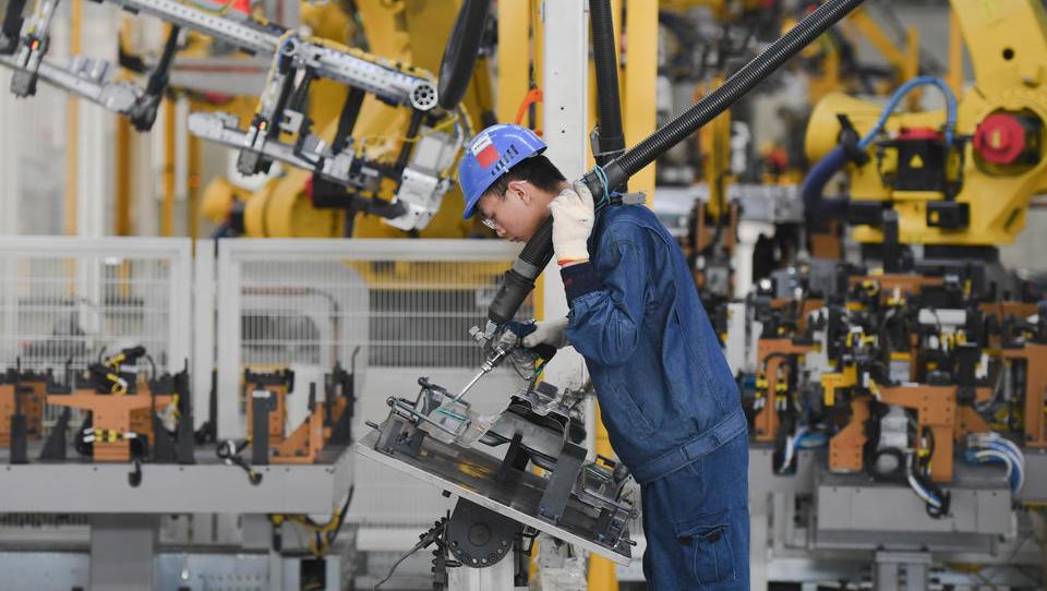 Corona im Griff: Stimmung in Chinas Wirtschaft auf Zehn-Jahres-Hoch