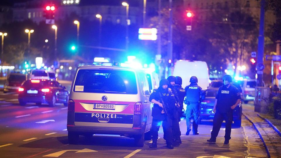 Geiselnahme und Tote bei Anschlag in Wien