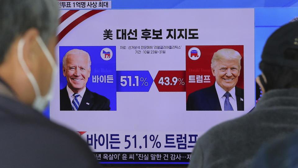 Noch immer Weltmacht Nummer eins: Die DWN berichten live über die Präsidentschaftswahlen