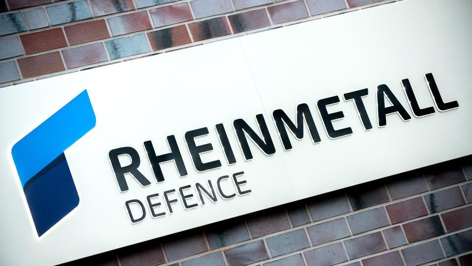 Rheinmetall erhöht Waffenverkäufe während der Corona-Krise