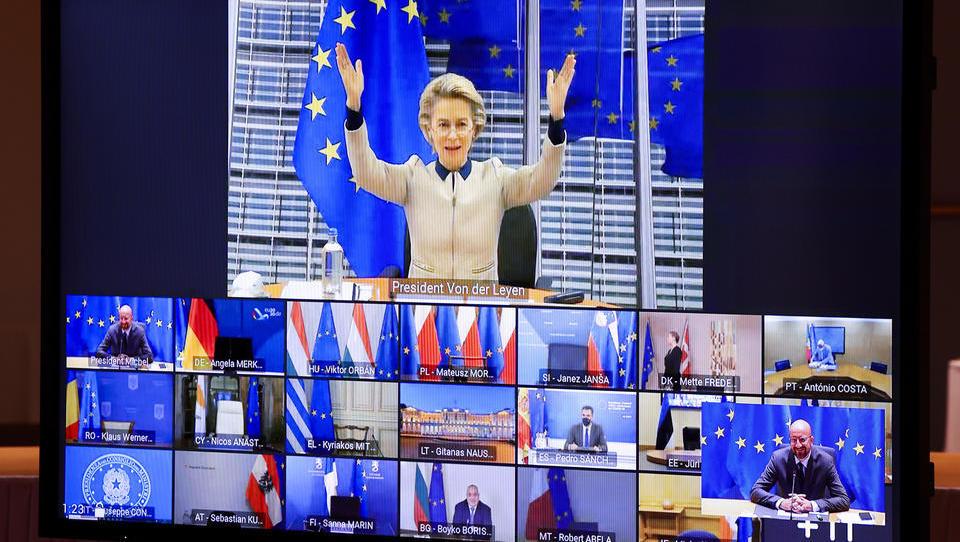 Blockade der Corona-Milliarden: Der Ton zwischen Brüssel, Warschau und Budapest wird rauer