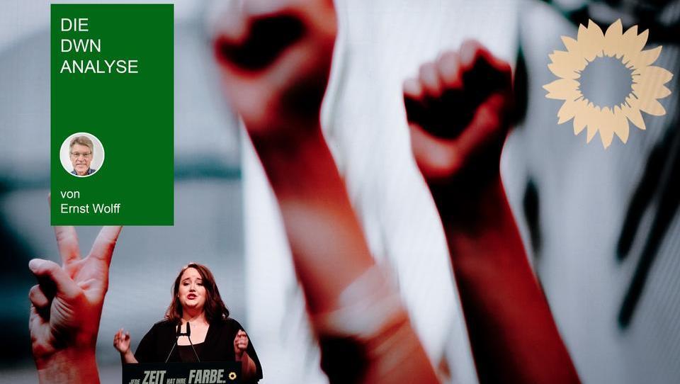 Das finanzpolitische Grundsatz-Programm der Grünen: Schulden machen, digitales Zentralbankgeld einführen, EU-Bürokratie stärken