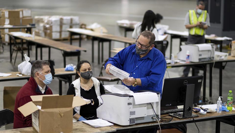 USA und Biden: Zwei neue Klagen wegen Wahlbetrugs eingereicht