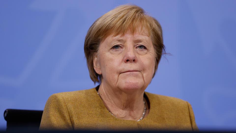 """Kanzlerin Merkel mahnt: """"Es wird eine schwierige Zeit"""""""