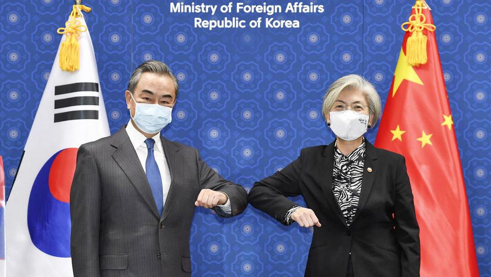 Treffen mit Hintergedanken: China und Südkorea gehen aufeinander zu