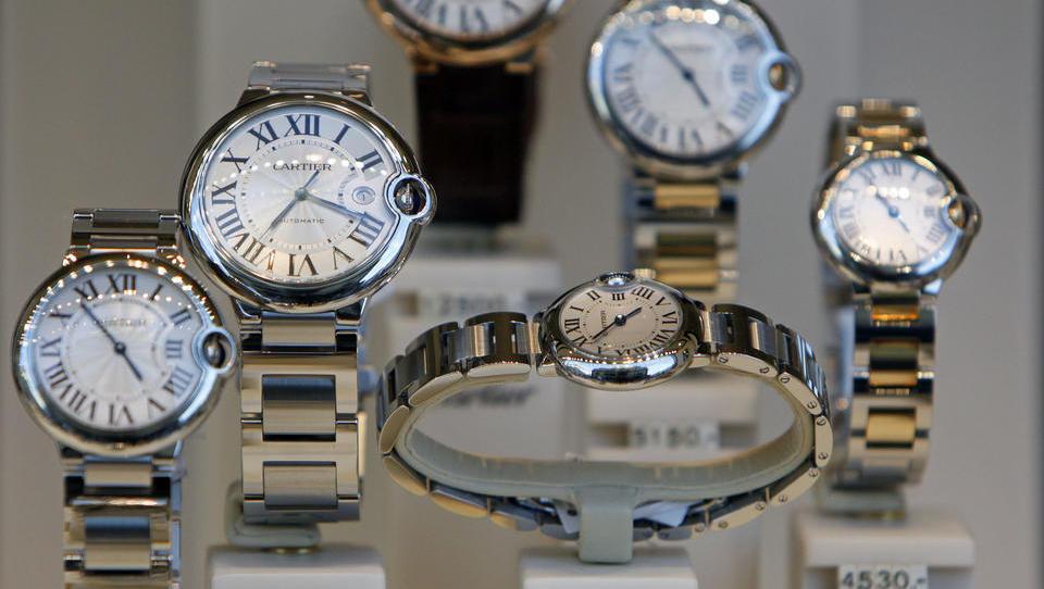 Kleinanleger können sich mit Luxus-Uhren gegen die Corona-Krise absichern