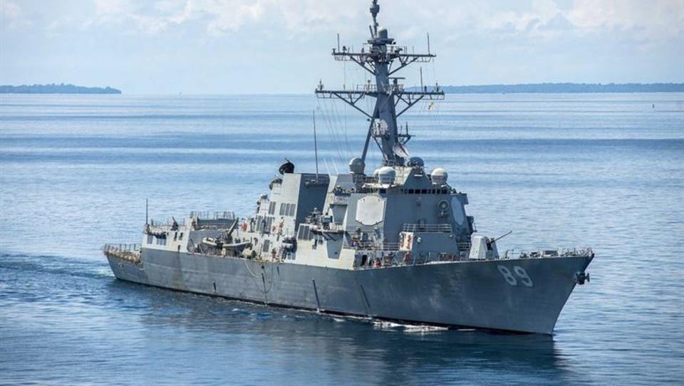 USA entsenden Zerstörer ins Südchinesische Meer, Peking ist aufgebracht