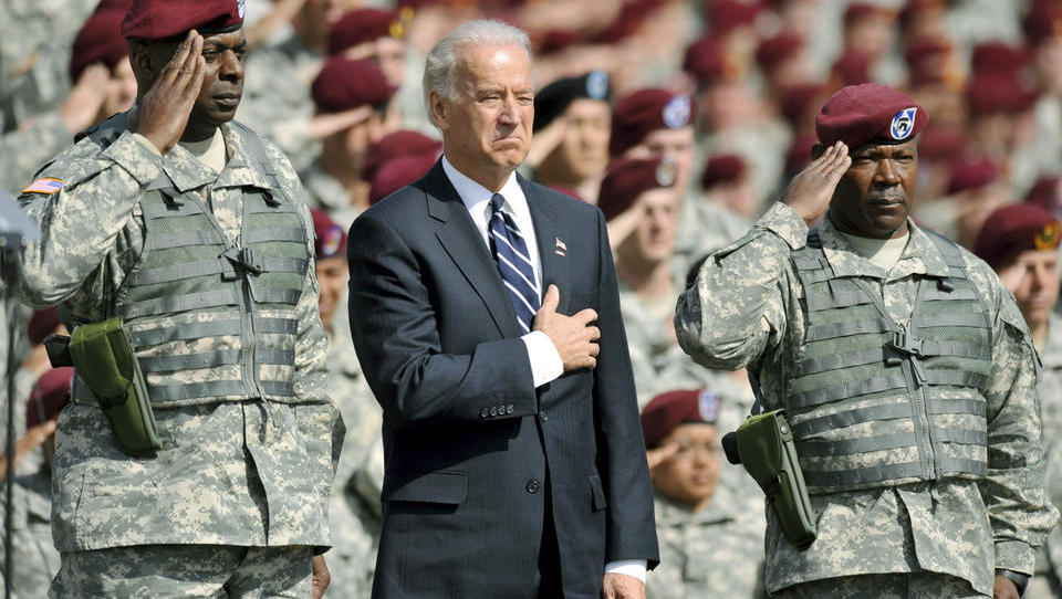 Freundlicher im Ton - aber auch unter Joe Biden streben die USA nach Hegemonie