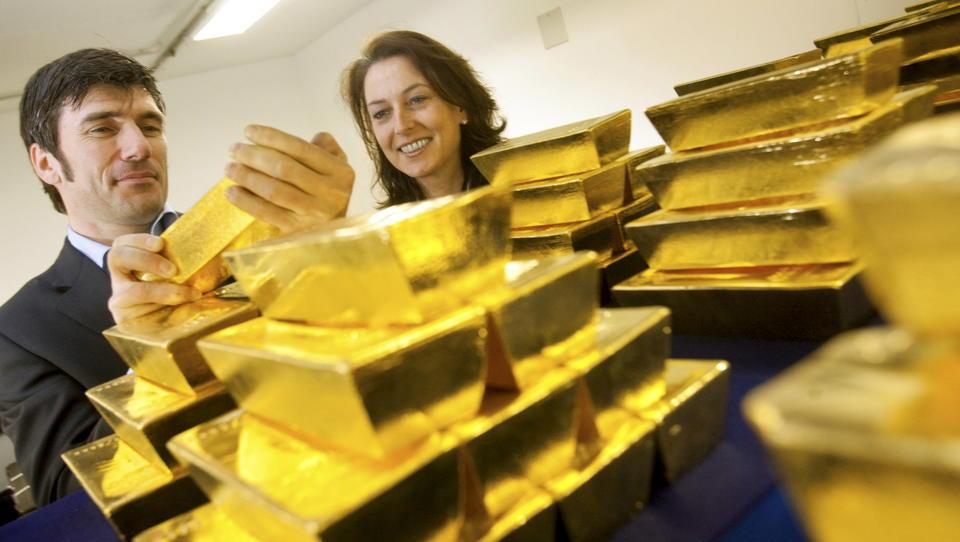 Goldvorräte der Deutschen Börse steigen auf Allzeithoch