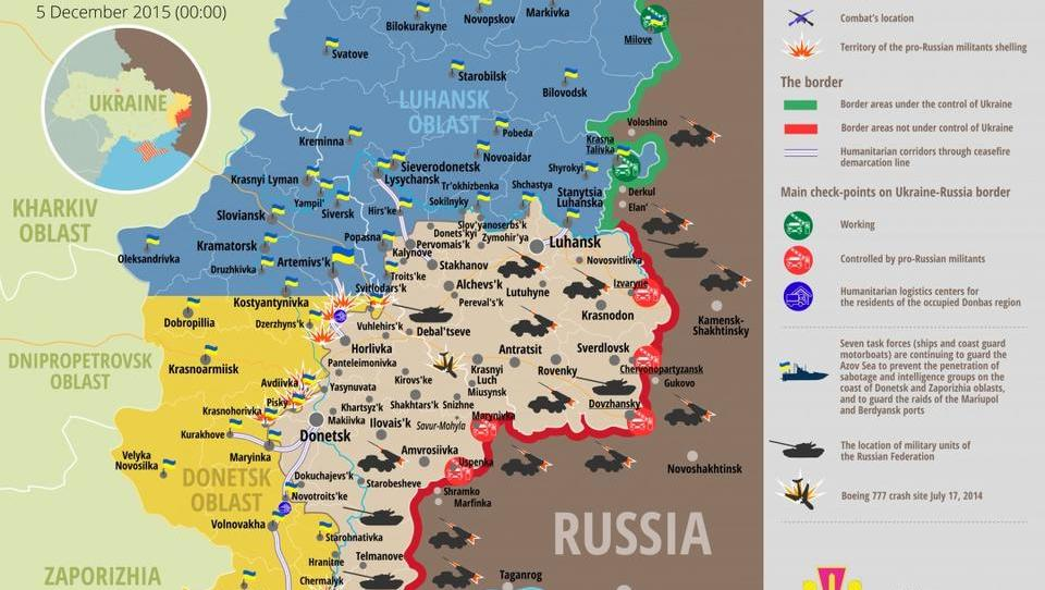 Schwere Gefechte: Lage in der Ost-Ukraine gerät außer Kontrolle
