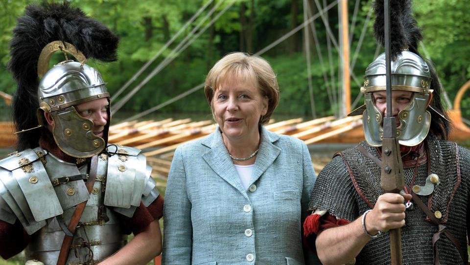 """""""Ritter der Merkel-Runde"""": Lafontaine kritisiert Corona-Fiasko der Bundesregierung"""