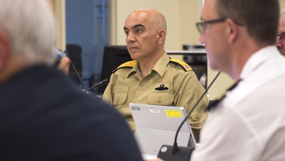 Türkischer Admiral beantragt Asyl in den USA