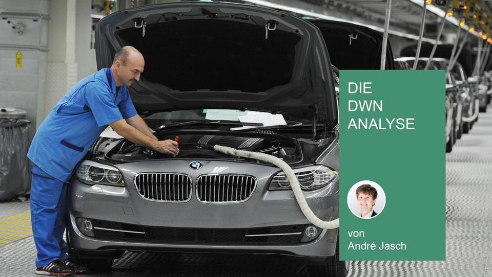 Kurzarbeit wegen Halbleiter-Mangel: Deutsche Autoindustrie wird zum Opfer des chinesisch-amerikanischen Handelskriegs