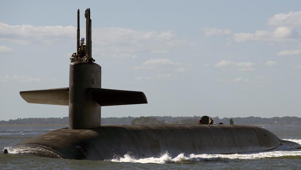 USA bestücken U-Boote mit noch mehr Atomwaffen