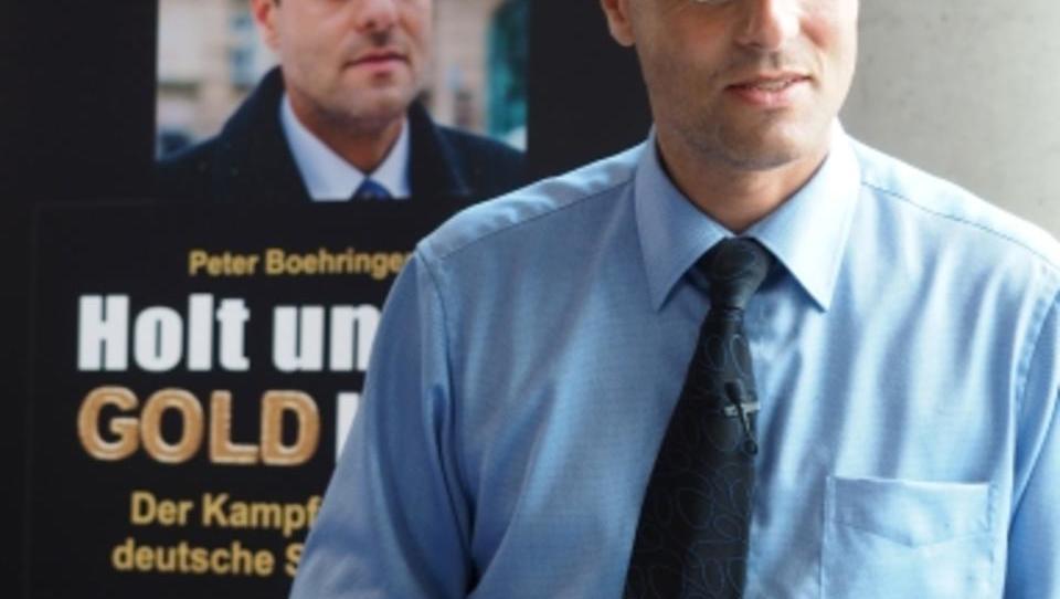 Boehringer: Die Bundesbank muss 100 Prozent des deutschen Goldes heimholen