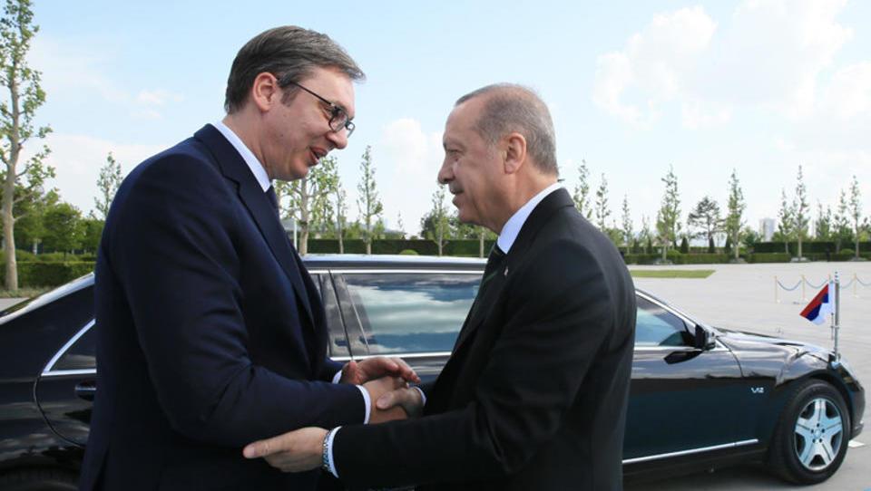 Türkei entdeckt Rüstungsmarkt Serbien für sich
