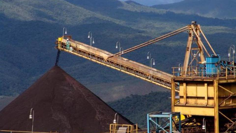Preisexplosion bei Eisenerz belastet Stahl-Produzenten schwer