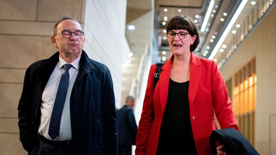 Nicht Armut und Corona-Insolvenzen: SPD rückt Ökologie ins Zentrum ihres Bundestagswahlkampfs