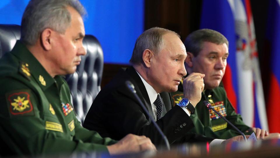 Russland feuert Hyperschallrakete erstmals von U-Boot aus ab