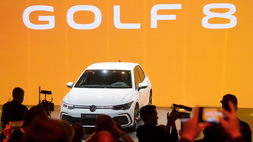 Nebenwirkungen der Digitalisierung: Volkswagen muss zehntausende Golf 8 zurückrufen