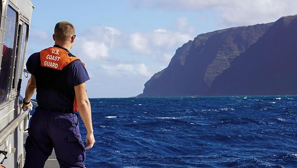 """US-Küstenwache: Wir sind jetzt auch für den """"Indo-Pazifik"""" zuständig"""