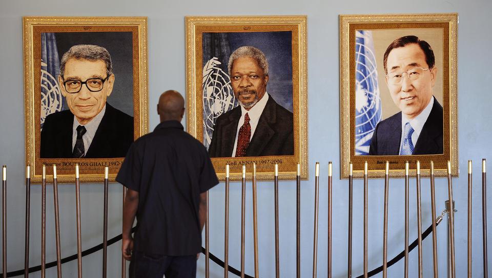 Heftiger Streit erschüttert die UN: Bisher standen immer andere am Pranger, jetzt wird der Westen von seiner Kolonial-Vergangenheit eingeholt
