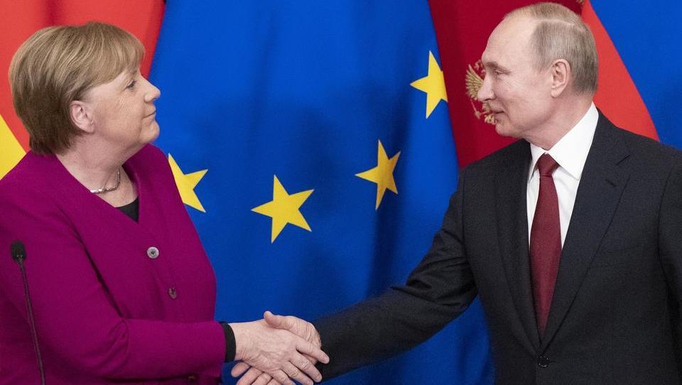 Putin wünscht sich Allianz zwischen Russland und Europa