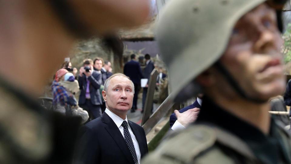 Die Wirtschaft lahmt, die Opposition nimmt zu: Verliert Putin den Kampf um die Macht?