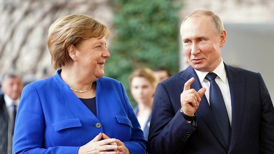 Nord Stream 2 soll noch dieses Jahr 5,6 Milliarden Kubikmeter Gas transportieren