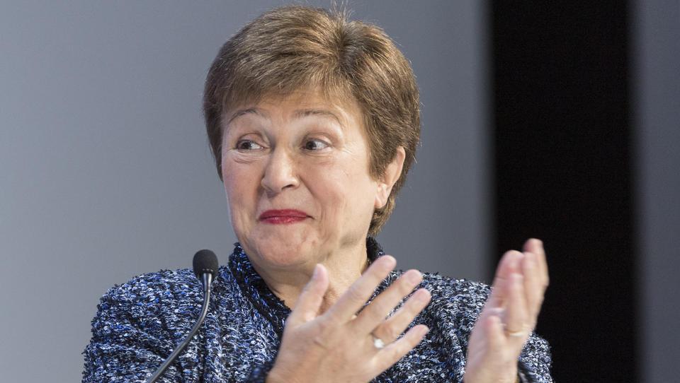 Manipulationen zugunsten Chinas: IWF-Chefin Georgiewa gerät unter Druck