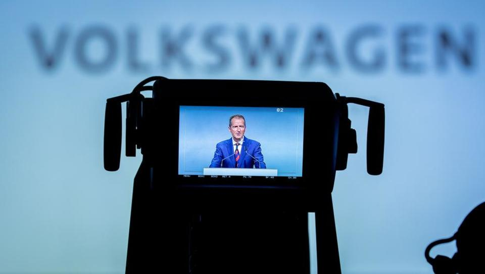 Vorboten von Massenentlassungen erschüttern Volkswagen