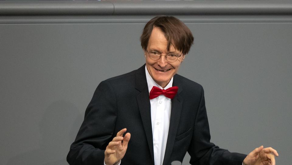 SPD-Gesundheitsprofi Lauterbach: Ernährung ohne Fleisch schützt das Klima