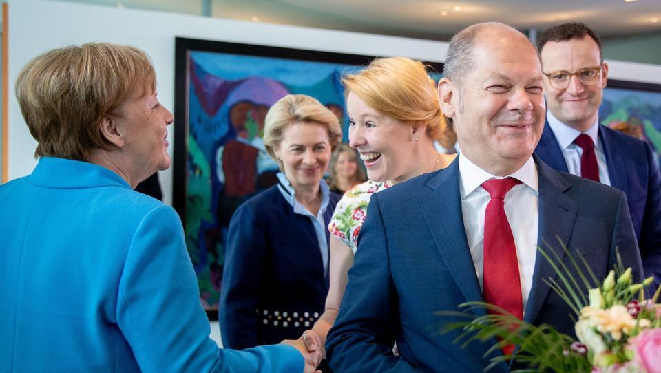 Bundesfamilienministerin Franziska Giffey tritt zurück – mit sofortiger Wirkung