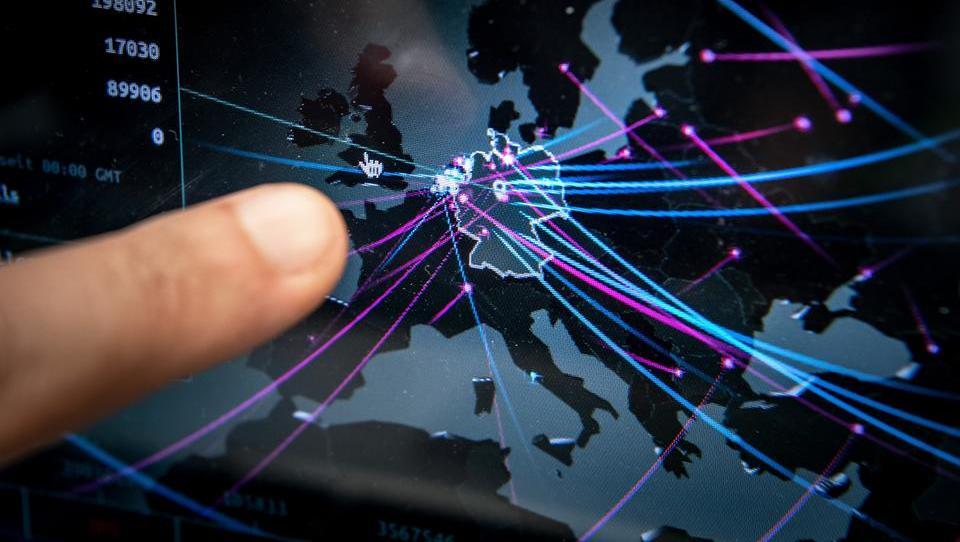 DWN Aktuell - Sicherheit zehntausender deutscher Unternehmen von globalem Hackerangriff bedroht