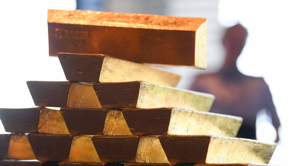 Bretton Woods führte Pseudo-Goldstandard ein: Bürger konnten kein Geld gegen Gold einlösen
