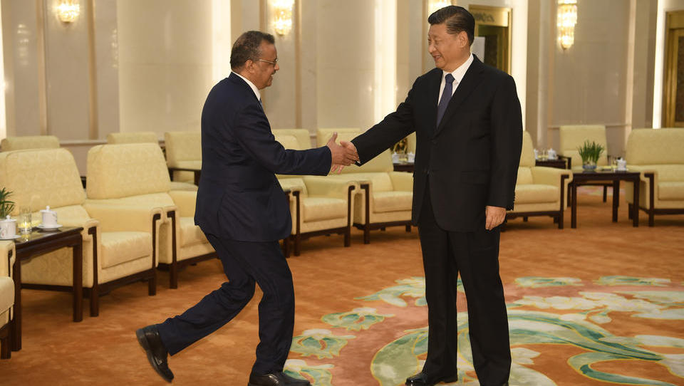 China ist der große Gewinner des Corona-Jahrs: Bleiben dem Rest der Welt nur noch Kotau und Tribut?
