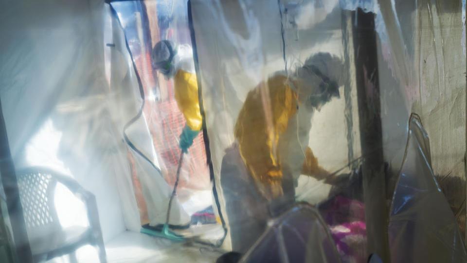 Gefährliche Ebola-Epidemie breitet sich in Westafrika rasant aus