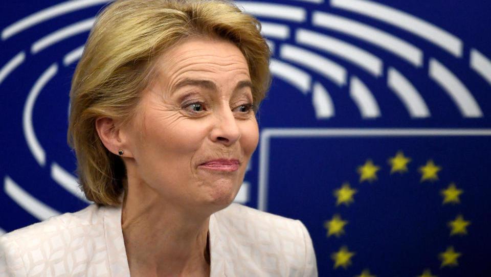 Schlag gegen Gläubiger: EU-Chefin Ursula von der Leyen blockiert Zinsauszahlungen auf Lufthansa-Anleihe